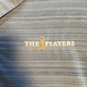 "Greg Norman ""THE PLAYERS"" Tournament Shirt"